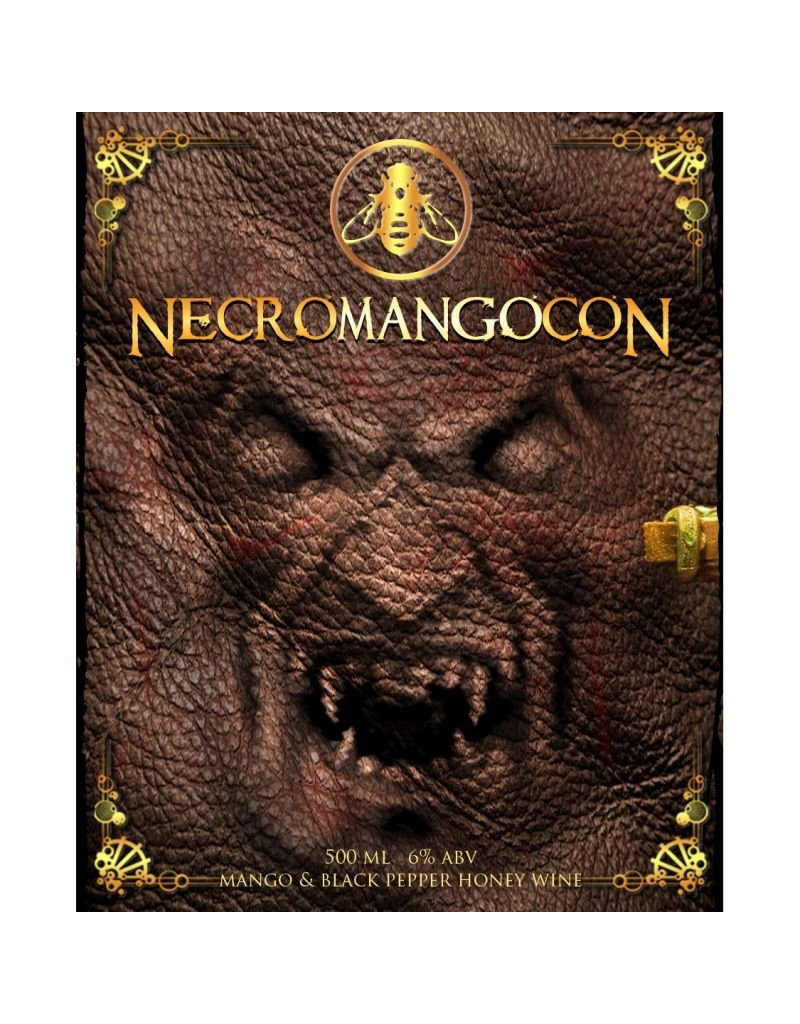 "Mead B. Nektar ""Necromangocon"" Mead 500ml"