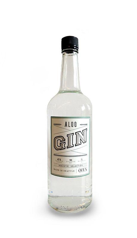 "Gin Oola Distillery ""Aloo"" Gin 1L"