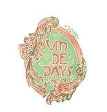 "American Wine Day Wines ""Vin de Days"" Blanc 2016 750ml"