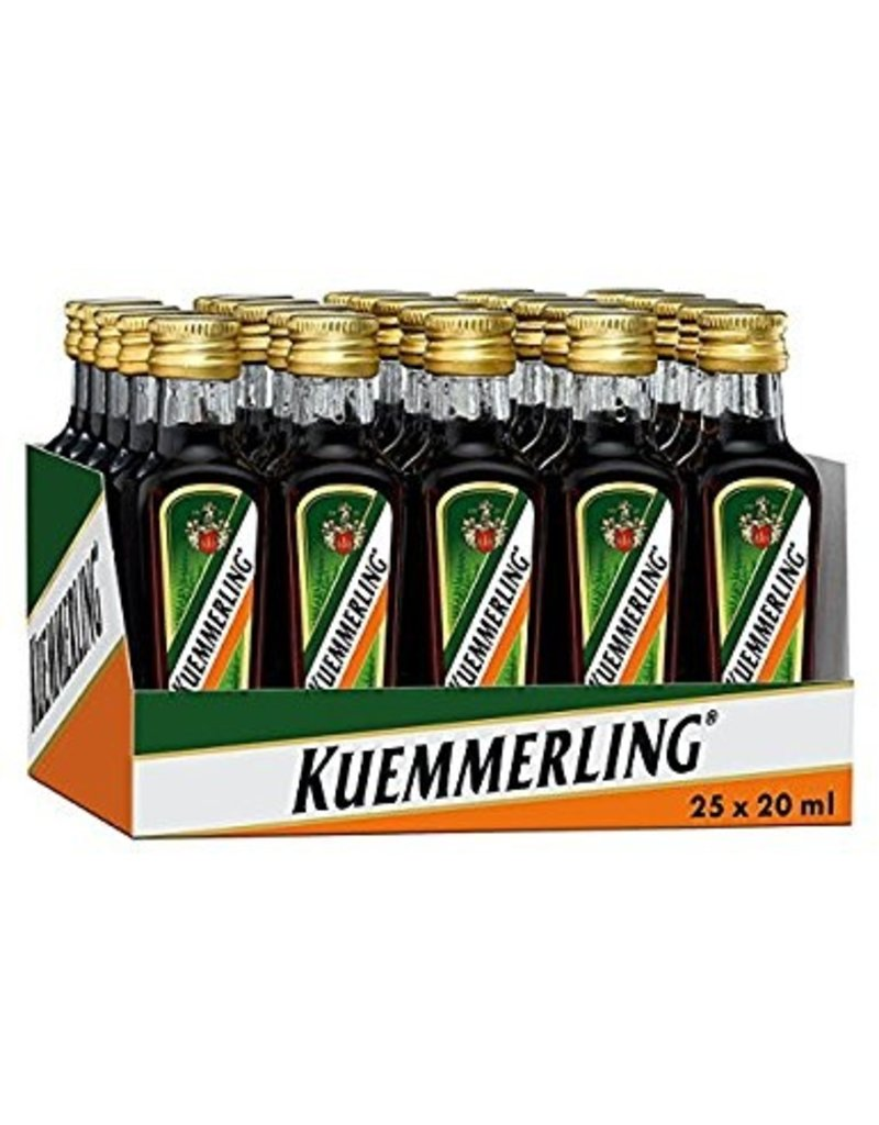 Bitter Kuemmerling Bitters 20ml 10 Pack