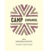 American Wine Camp Zinfandel Sonoma County 2015 750ml