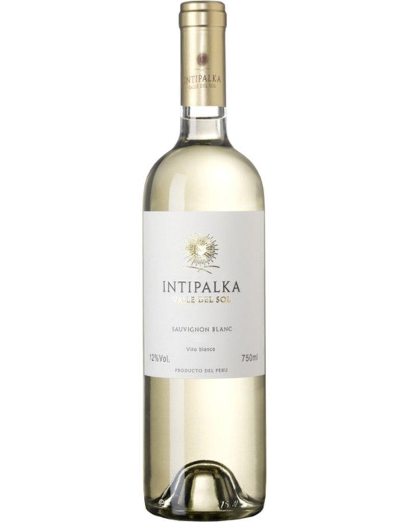 South American Wine Intipalka Sauvignon Blanc Ica Valley Peru 2014 750ml