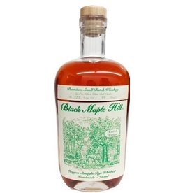 "Rye Whiskey Black Maple Hill Oregon Straight Rye Whiskey ""Limited Edition"" 750ml"