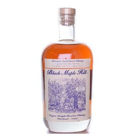 "Bourbon Black Maple Hill Oregon Straight Bourbon Whiskey ""Limited Edition"" 750ml"