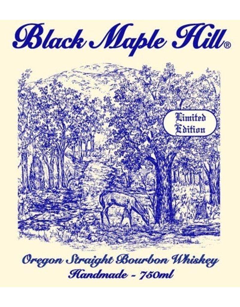 "Bourbon Black Maple Hill Oregon Straight Bourbon Whiskey ""Limited Edition"" 750ml"