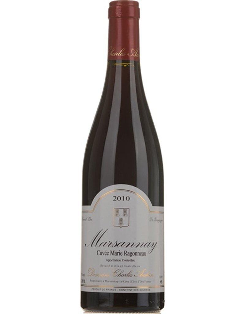 """French Wine Domaine Charles Audoin Marsannay """"Cuvée Marie Ragonneau"""" 2014 750ml"""