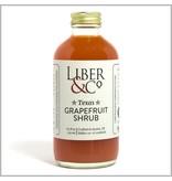 Mixer Liber Texas Grapefruit Shrub, 251ml