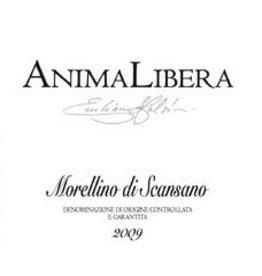 Italian Wine Anima Libera Morellino di Scansano 2009 750ml