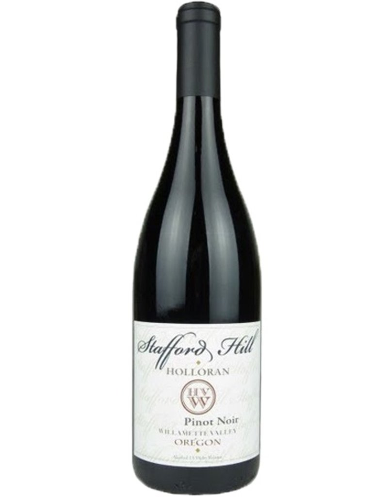 American Wine Stafford Hill Tempranillo Eola-Amity Hills Oregon 2014 750ml