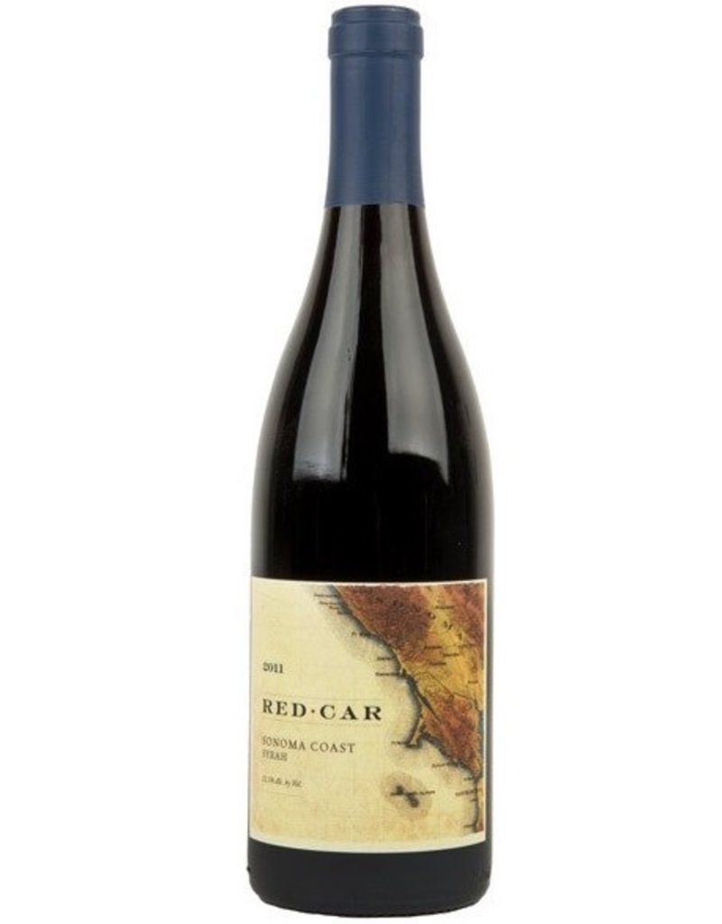 American Wine Red Car Sonoma Coast Syrah 2012 750ml