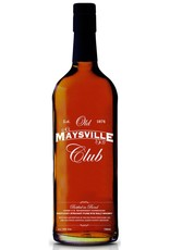 Rye Whiskey Old Maysville Club Kentucky Straight Rye Malt Whiskey 750ml