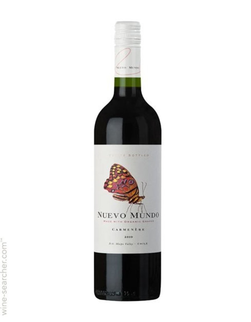South American Wine Nuevo Mundo Carmenere 2015 750ml