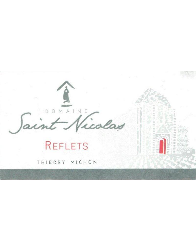 "French Wine Domaine Saint Nicolas ""Reflets"" Fiefs Venéen 2014 750ml"