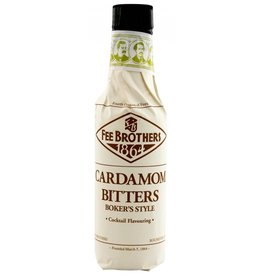 Bitter Fee Brothers Cardamom Bitters 5oz