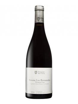 """French Wine Domaine des Croix Beaune """"Les Bressandes"""" 1er Cru 2011 750ml"""
