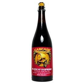 Beer Cascade Brewing Blackcap Raspberry Northwest Sour Ale 750ml