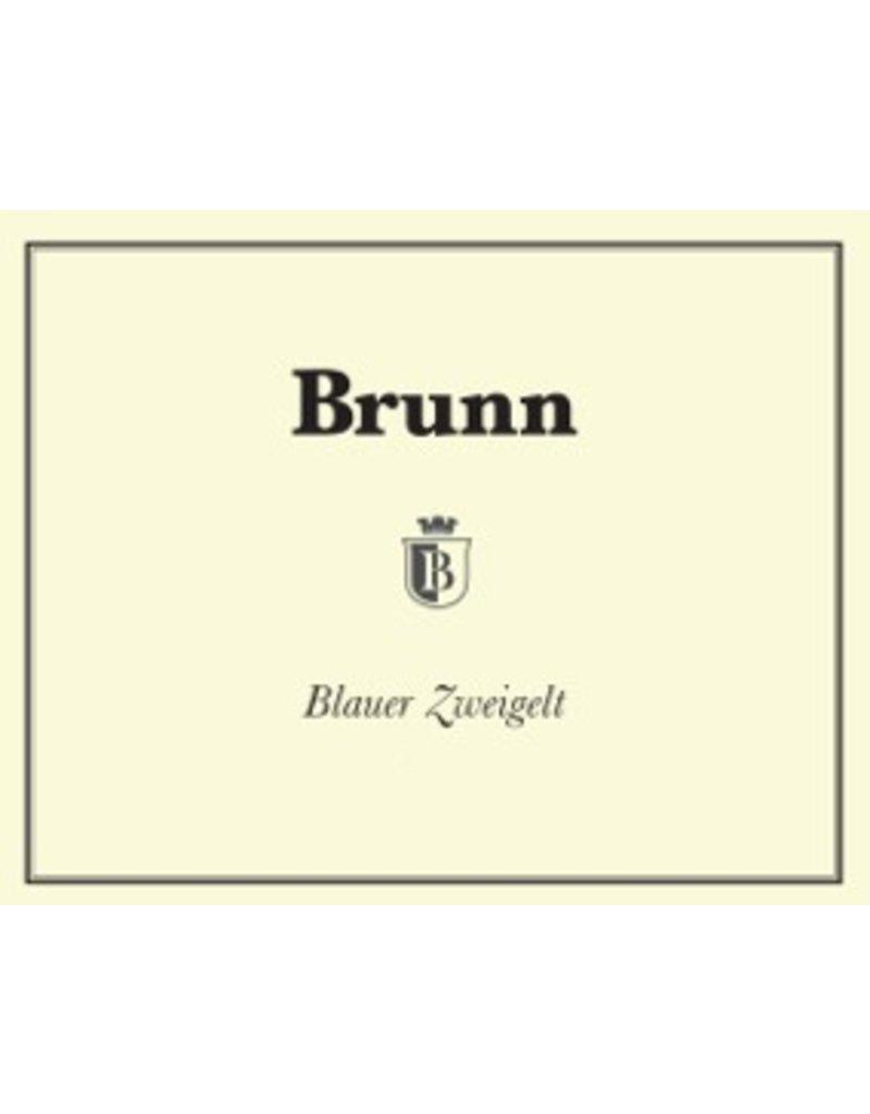 Austrian Wine Brunn Blauer Zweigelt 2013 1L
