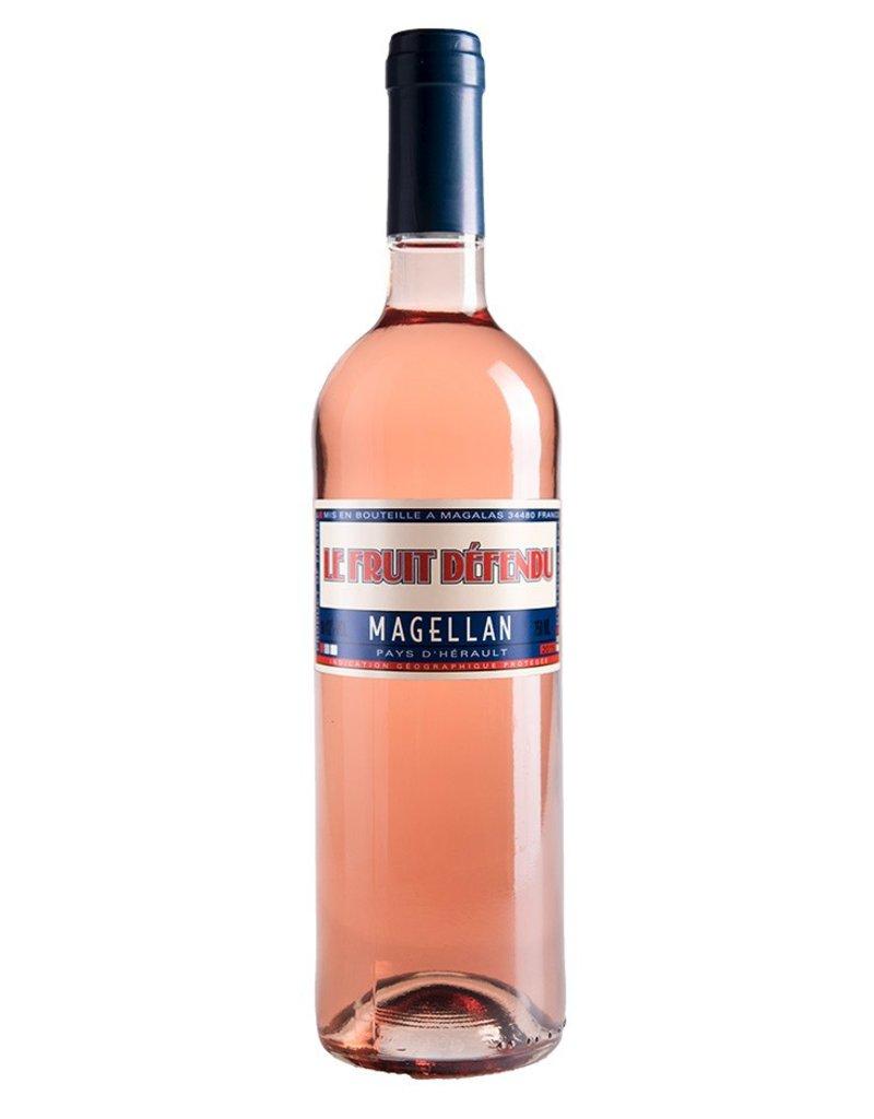 French Wine Le Fruit Defendu Magellan Rosé 2016 750ml