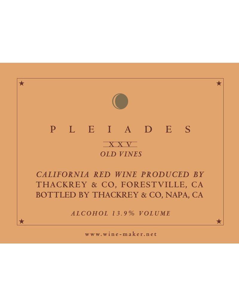 American Wine Sean Thackrey Pleiades XXV 750ml