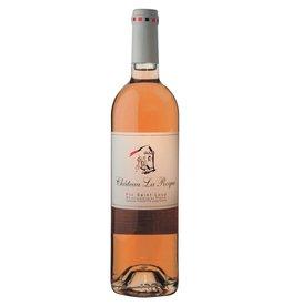 French Wine Chateau La Roque Pic Saint Loup Rose 2016