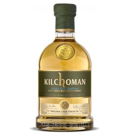 "Scotch Kilchoman ""Original Cask Strength""  2nd Edition 56.9% 750ml"