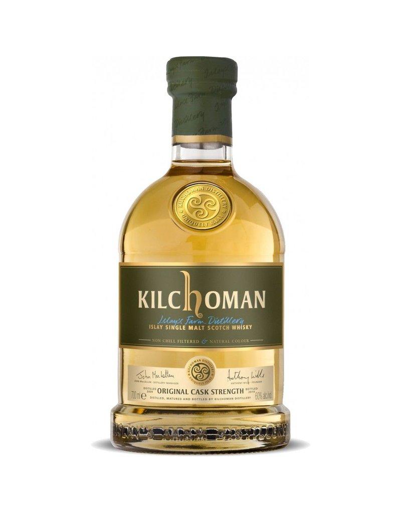 "Scotch Kilchoman ""Original Cask Strength""  2nd Edition 56.9% 750ml"