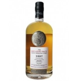 Scotch The Exclusive Malts Islay 2007 8 Year Cask Strength 57.1%abv 750ml