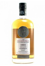 Scotch The Exclusive Malts Laphroaig 2005 11 Year Cask Strength 54.2%abv 750ml