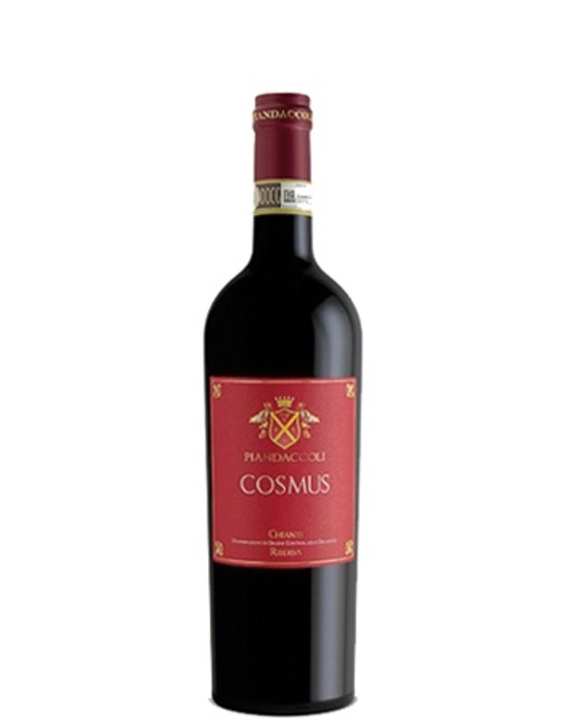 """Italian Wine Piandaccoli """"Cosmus"""" Chianti Reserva 2012 750ml"""