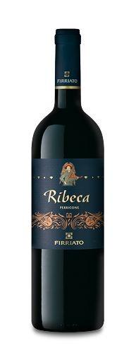 """Italian Wine Firriato """"Ribeca"""" Perricone"""" 2012 750ml"""
