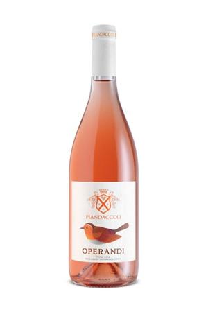 "Italian Wine Piandaccoli ""Operandi"" Rosato Toscana 2016 750ml"