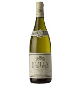 "French Wine Domaine de la Folie Rully Blanc ""Clos la Folie"" 2014 750ml"