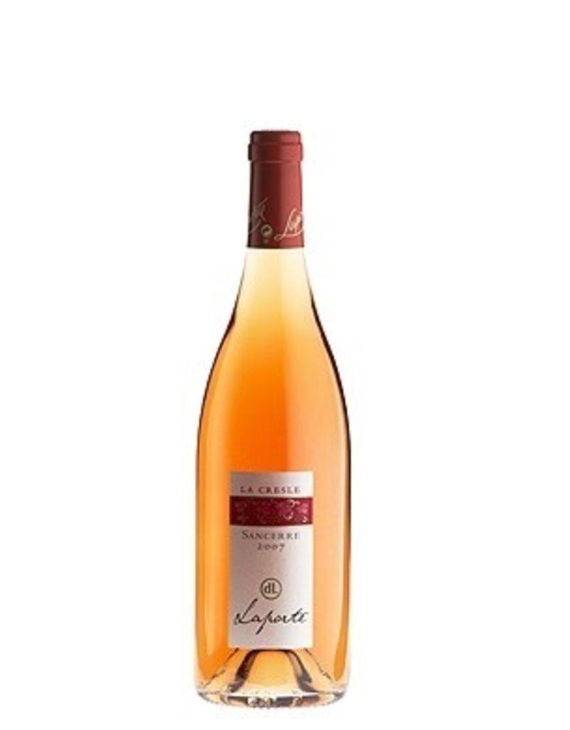 """French Wine Laporte """"Les Grandmontains"""" Sancerre Rosé 2016 750ml"""