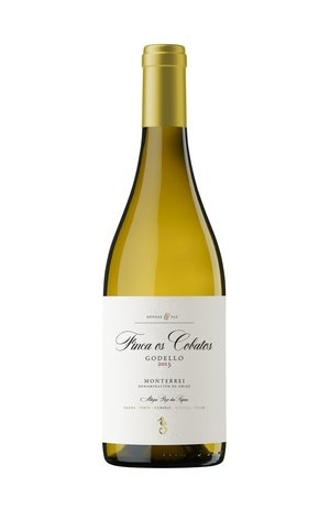 """Spanish Wine Finca Os Cobatos """"Cepas Viejas"""" Godello Monterrei 2015 750ml"""