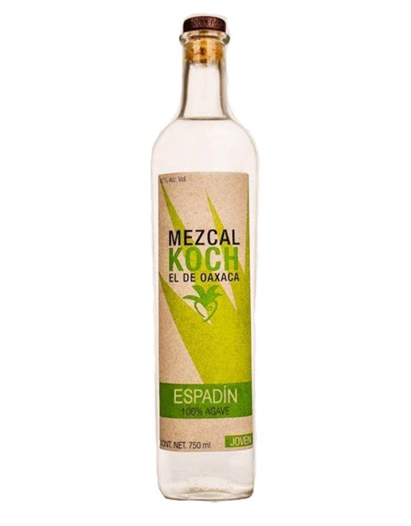 Tequila/Mezcal Mezcal Koch El De Oaxaca Espadin 750ml