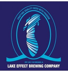 """Beer Lake Effect Brewing Company""""St Lawrence River"""" Gose Ale 750ml"""