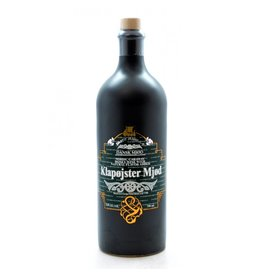 "Mead Dansk Mjod ""Klapojster Mjod"" Nordic Caraway Honey Wine With Natural Flavor Added 750ml"