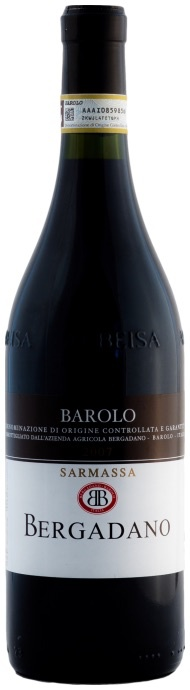 Italian Wine Bergadano Barolo Sarmassa 2010 750ml