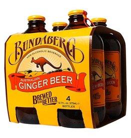 Mixer Bundaberg Ginger Beer .375ml x 4pk