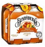 Mixer Bundaberg Peach .375ml x 4 pk
