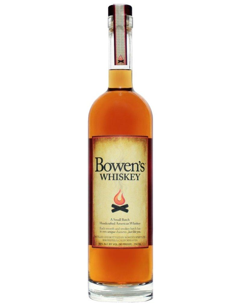 Whiskey Bowen's Whiskey 45% abv 750ml