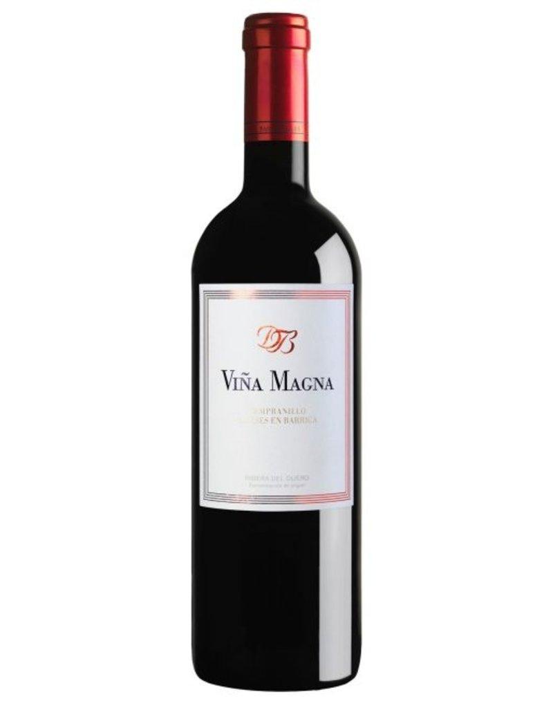 "Spanish Wine Dominio Basconcilos ""Vina Magna 6 Meses"" Ribera del Duero 2015 750ml"