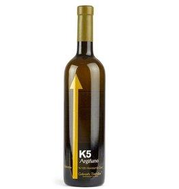 Spanish Wine Bodega K5 Arginano Hondarribi Kuri Getariako Txakolina 2014 750ml