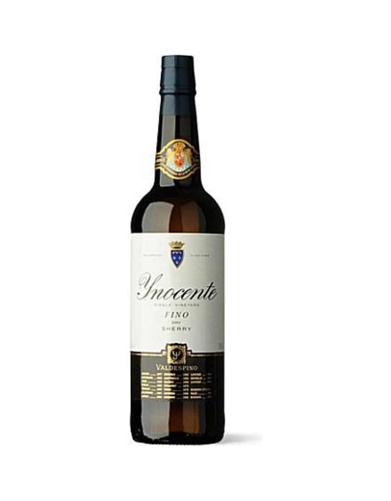 "Sherry Valdespino ""Inocente"" Fino Sherry 750ml"