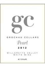 "American Wine Grochau Cellars ""Pearl"" Willamette Valley White Wine 2015 750ml"