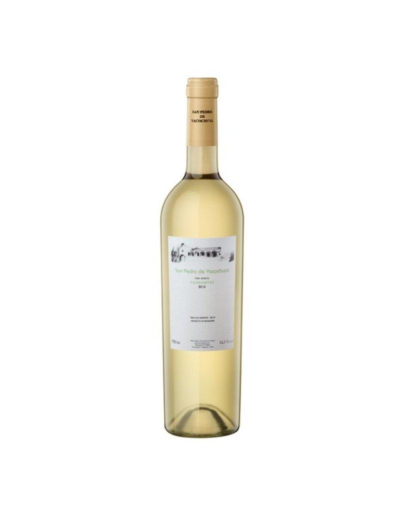 South American Wine San Pedro de Yachuya Torrontes Cafayate Valley, Salta 2014 750ml