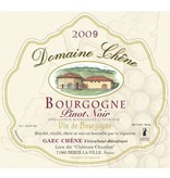 French Wine Domaine Chene Bourgogne Rouge 2014 750ml