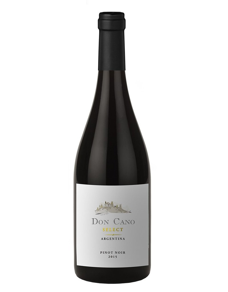 South American Wine Don Cano Pinot Noir Reserve Argentina 2015 750ml