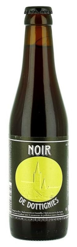 Beer De Ranke Noir de Dottignies Belgian Dark Ale 330ml