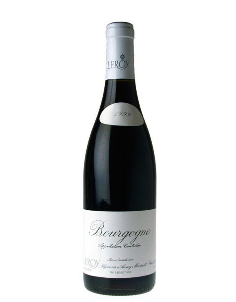 French Wine Maison Leroy Bourgogne Rouge 2003 750ml